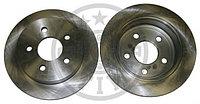 Тормозные диски  Opel Sintra (96-99, задние, Optimal)