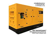 Дизельный генератор ADD200R во всепогодном шумозащитном кожухе, фото 1