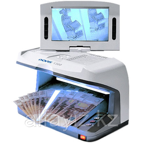 Детектор банкнот DORS 1300