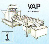 Автоматическая линия для очистки овощей VAP FLOTTOMAT. Производительность до 1 тонны в час!