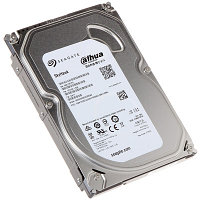 Жесткий диск HDD 4 TB для регистратора видеонаблюдения