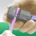 Инструмент для зачистки изоляции кабеля, монтажный отсек для S5-115U/F.