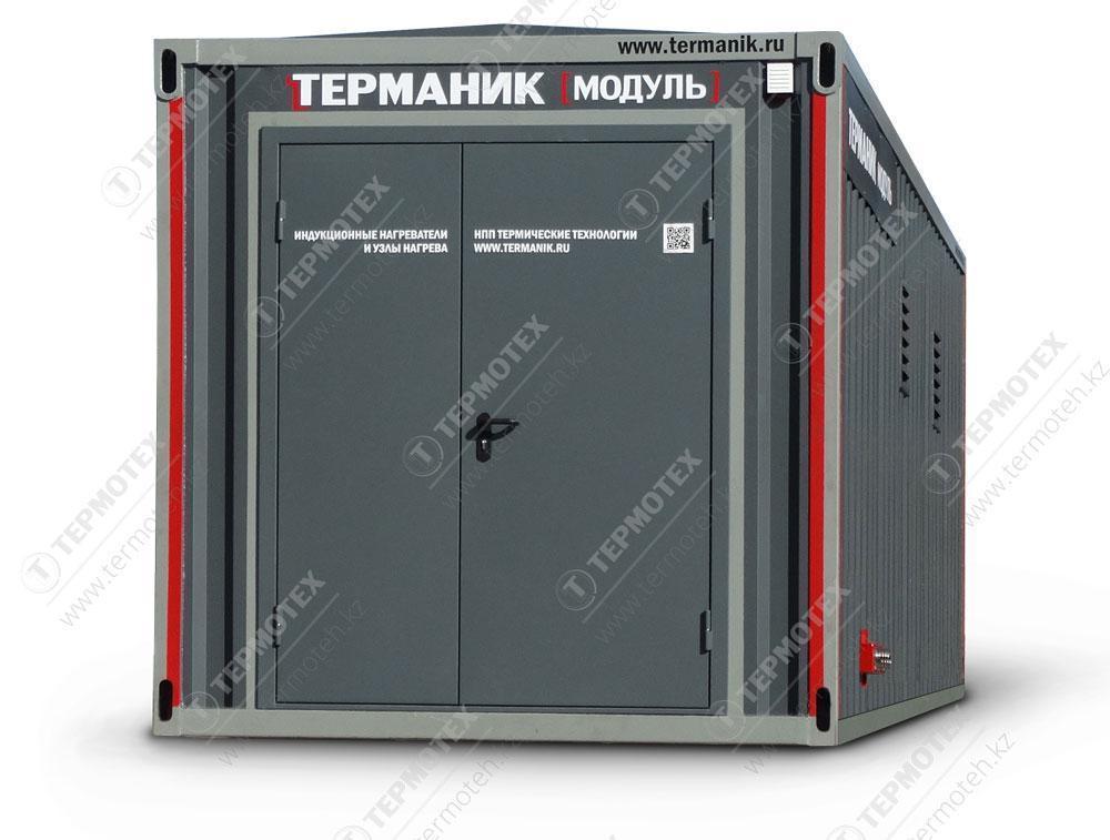 Тепловой модульный пункт в модульном исполнении Терманик Модуль 500