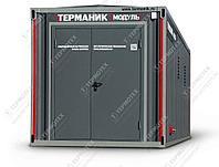 Мобильная электрическая котельная на базе индуктивно-кондуктивных котлов Терманик Модуль 750