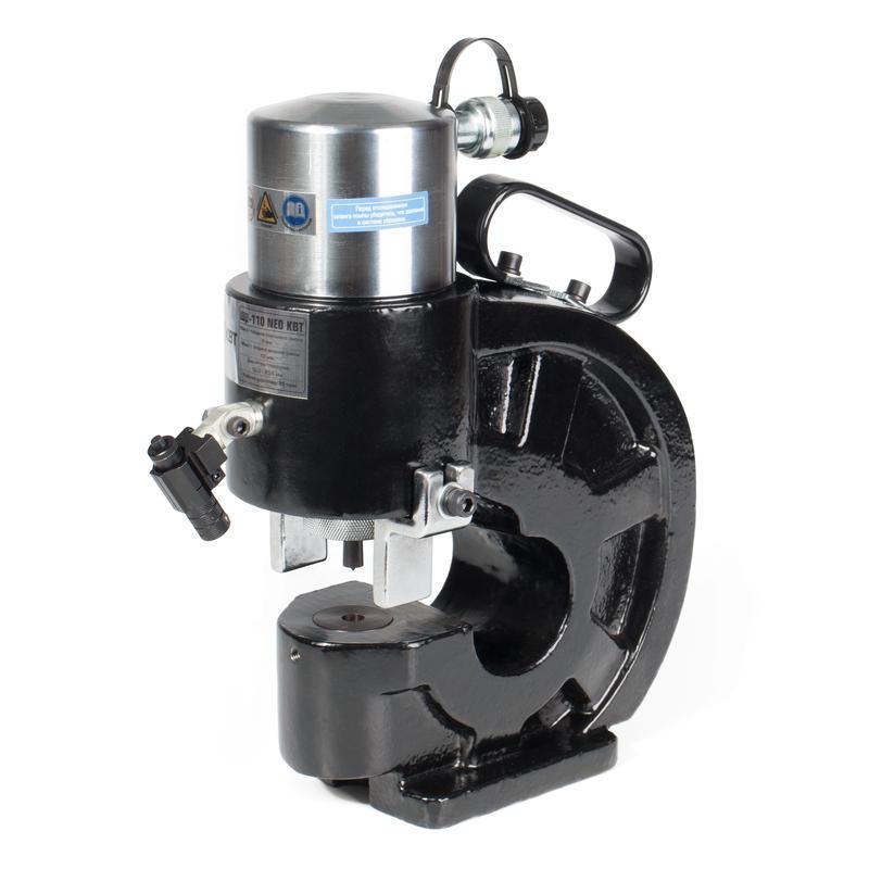 Гидравлический перфоратор металлических листов ШД-110 NEO