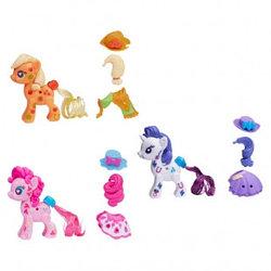 Hasbro My Little Pony Поп-конструктор Тематический набор в ассортименте