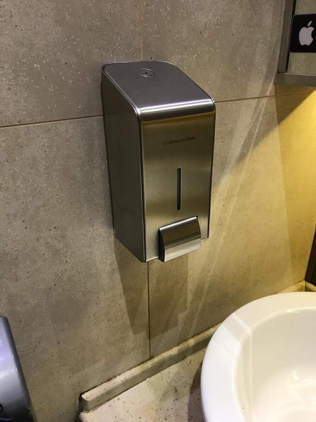 диспенсер для жидкого мыла в картриджах кимберли кларк