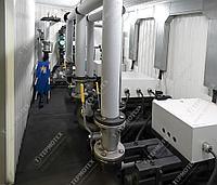 Блочная электрическая котельная на базе индуктивно-кондуктивных нагревателей Терманик Модуль 2500
