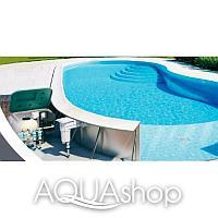 Панельный бассейн Aqua Modulo 7x15x1.5