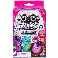 Hatchimals 98418 Хетчималс Игровые карты + коллекционная фигурка