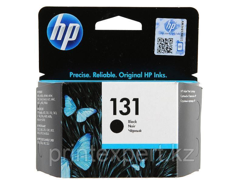 Заправка картриджа HP C8765HE Black Inkjet Print Cartridge №131, 11ml