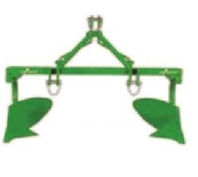 Плуг - канавокопатель (арычник) двухкорпусной по 45 см