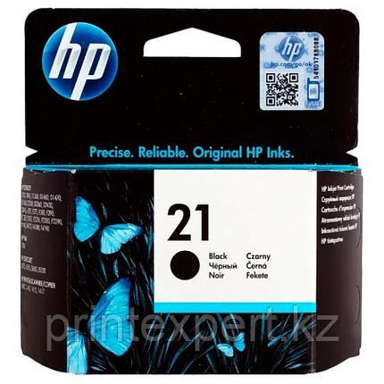 Заправка картриджа HP C9351AE Black Inkjet Print Cartridge № 21, 5ml, фото 2