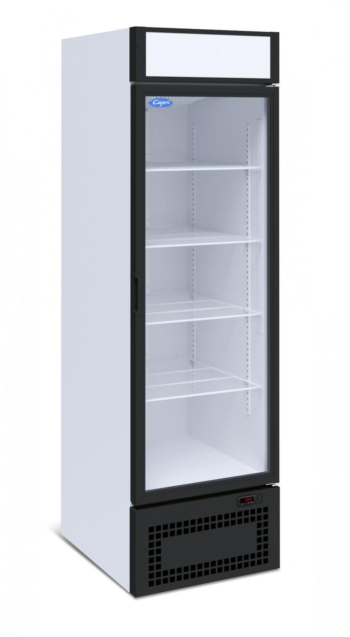 Витринный холодильник шкаф-витрина Капри 0,5СК