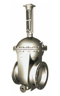 Задвижка 31с942р литая с гуммированным клином с выдвижным шпинделем фланцевая