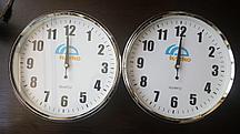 Нанесение логотипа на часы по индивидуальному заказу