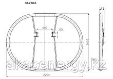 Экраны защитные ЭЗ-750-5, ЭЗ-750-6, ЭЗ-750-8