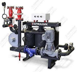 Термомасляный электрический индуктивно-кондуктивный нагреватель Терманик Техно 100