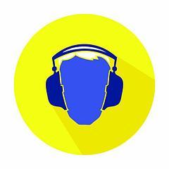 Защита органов слуха и головы