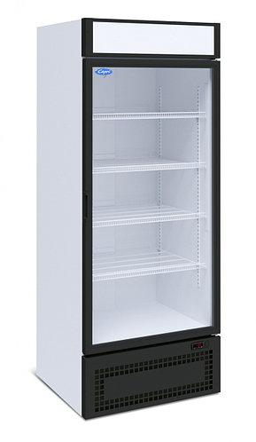 Витринный холодильник шкаф-витрина Капри 0,7СК