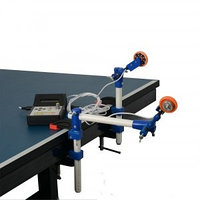 Механический тренажер для настольного тенниса Фора-Вектор-С 2-х канальная версия