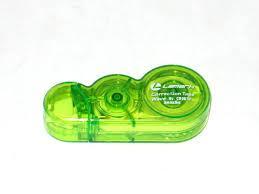 Корректор-лента 5мм* 6м LAMARK Wave зеленый