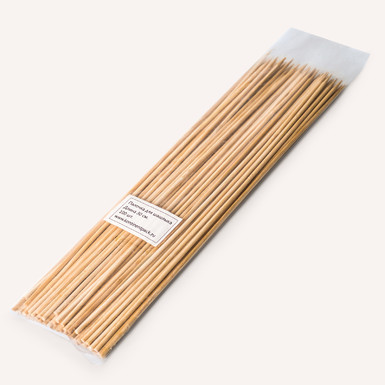 Палочки для шашлыка 200 мм