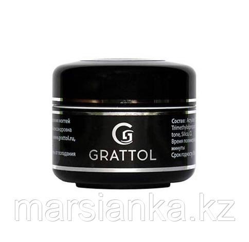 Clear gel Grattol - однофазный, моделирующий, 50мл, фото 2