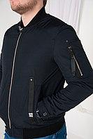 Куртка мужская демисезонная Shark Force короткая, синяя