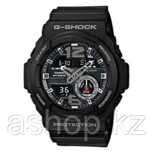 Часы электронные наручные мужские Casio G-SHOCK GA-310-1ADR, Механизм: Кварц, Браслет: Ремешок из полимерного