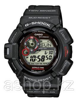 Часы электронные наручные мужские Casio G-SHOCK G-9300-1DR , Механизм: Кварц, Браслет: Ремешок из полимерного