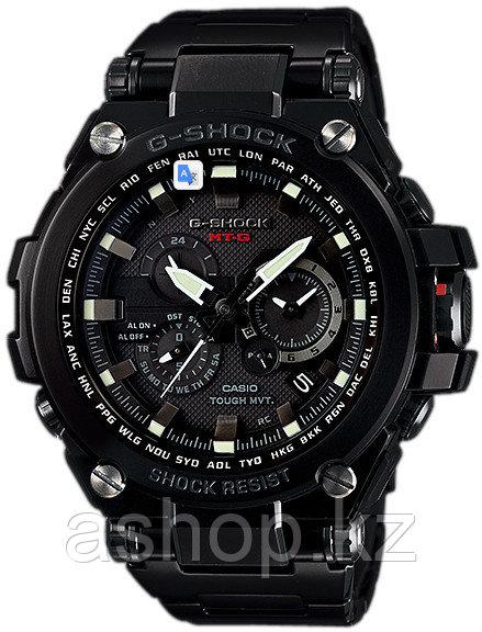 Часы электронные наручные мужские Casio G-SHOCK MTG-S1000BD-1A, Механизм: Кварц, Водонепроницаемость: Да, 20 Б