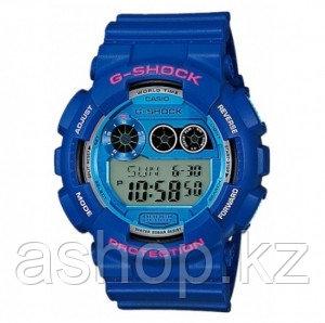 Часы электронные наручные мужские Casio G-SHOCK GD-120TS-2DR, Механизм: Кварц, Браслет: Ремешок из полимерного