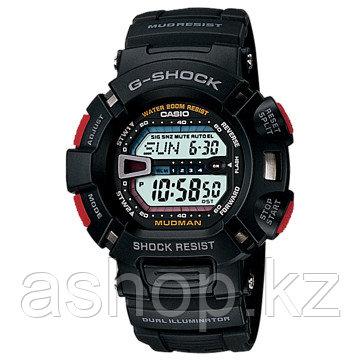Часы электронные наручные мужские Casio G-SHOCK G-9000-1VDR, Механизм: Кварц, Браслет: Ремешок из полимерного