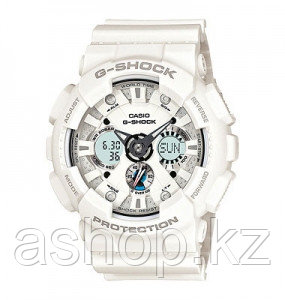 Часы электронные наручные мужские Casio G-SHOCK GA-120A-7ADR, Механизм: Кварц, Браслет: Ремешок из полимерного