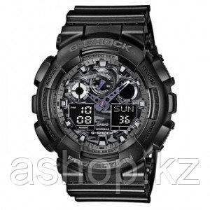 Часы электронные наручные мужские Casio G-SHOCK GA-100CF-1ADR, Механизм: Кварц, Водонепроницаемость: Да, 20 Ба