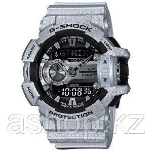 Часы электронные наручные мужские Casio G-SHOCK GBA-400-8BER , Механизм: Кварц, Браслет: Ремешок из полимерног