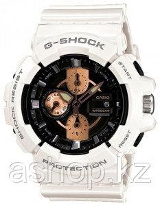 Часы электронные наручные мужские Casio G-SHOCK GAC-100RG-7ADR, Механизм: Кварц, Браслет: Ремешок из полимерно