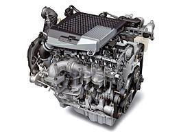 Двигатели Mazda
