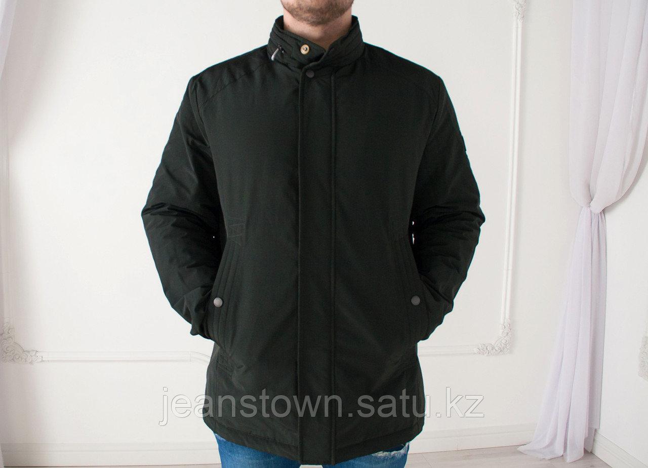 Куртка мужская демисезонная Vivacana  хаки, большие размеры