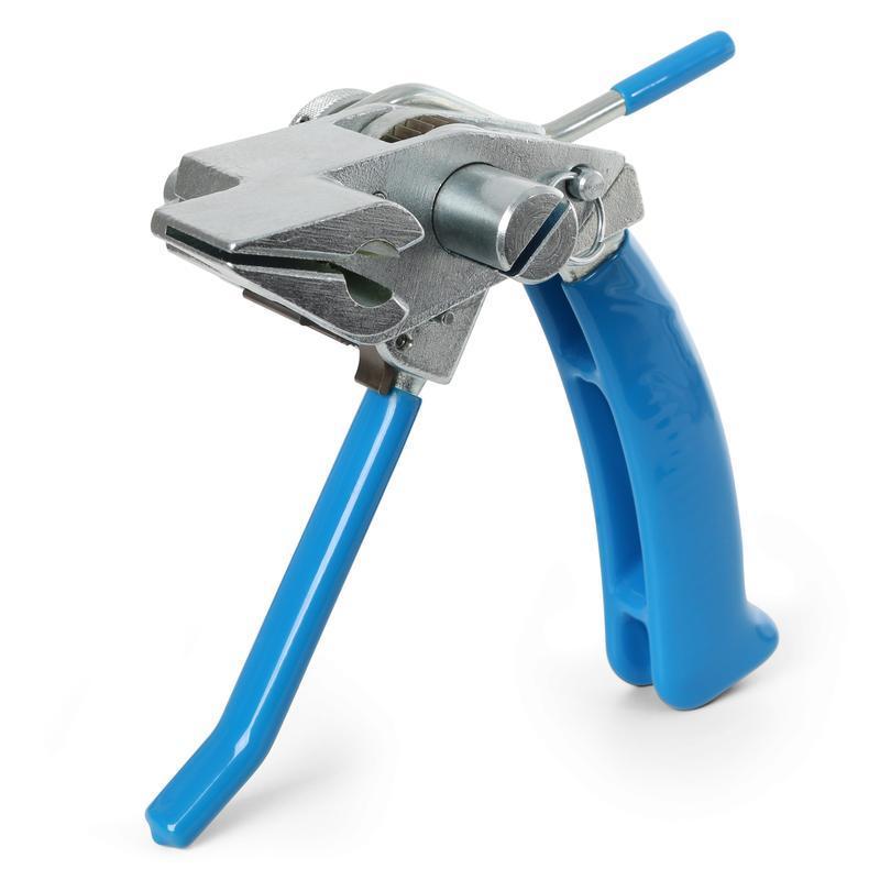 Инструмент ИНТ-20 мини для натяжения стальной ленты