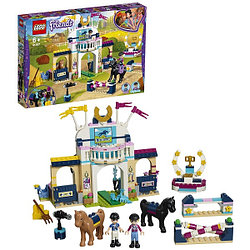 Lego Friends 41367 Конструктор Соревнования по конкуру