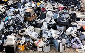 Утилизация компьютерной, радиоэлектронной и оргтехники