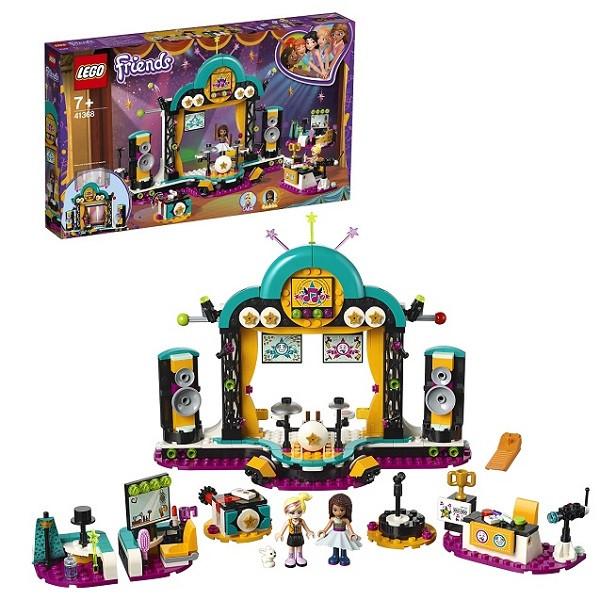 Лего Подружки 41368 Конструктор Шоу талантов