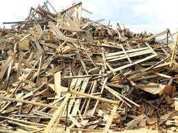 Утилизация древесных материалов и мебели