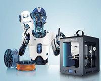 3D принтер и материалы