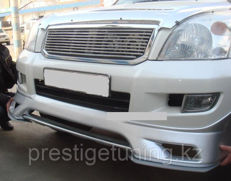 Обвес на Land Cruiser Prado 120 2002-09 Uncle