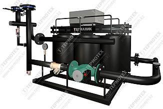 Установка разогрева электролитических растворов и технической воды Терманик Комплекс 150