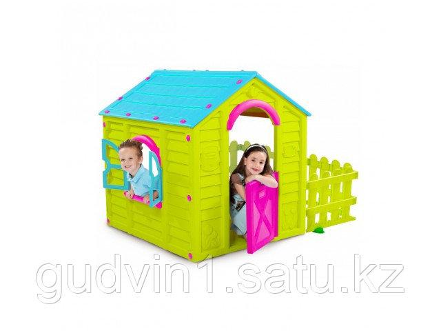 Keter Игровой домик My Garden зелено-бирюзовый арт. 17197223
