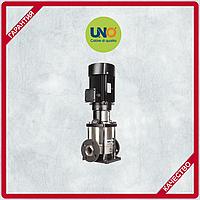 Насос вертикальный многоступенчатый UNO VS 16-3 в стальном корпусе с фланцами
